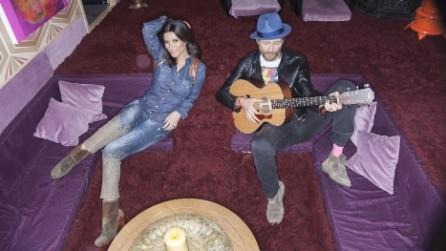 Laura Pausini e Jovanotti insieme per 'Innamorata'