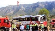 Spagna, tragico incidente in autostrada: muoiono 8 studentesse italiane