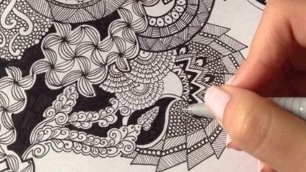 Mandala da colorare: il rimedio per gestire lo stress