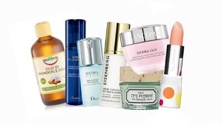 Layering: 7 prodotti per il trattamento di bellezza giapponese