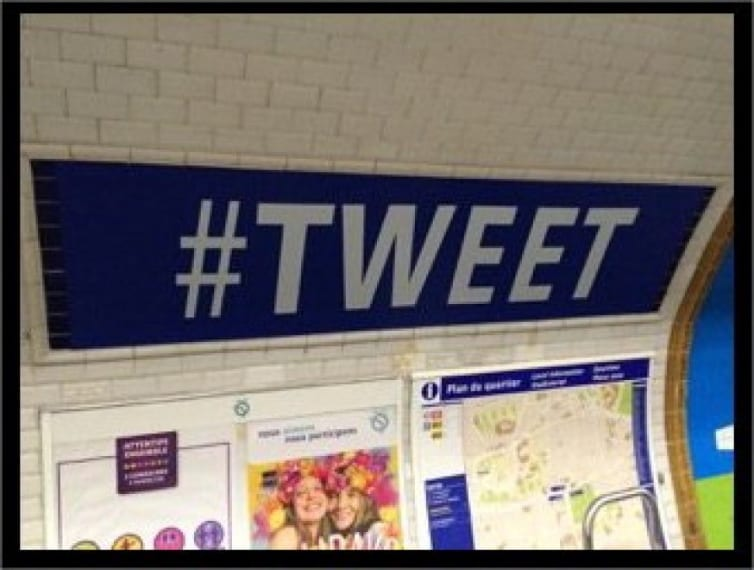 La società dei trasporti parigina RATP ha modificato il nome di 13 stazioni della metro di Parigi.