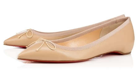 Christian Louboutin: la nude collection di scarpe