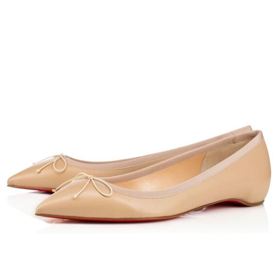 98ea9d052c0 Christian Louboutin  la nude collection di scarpe