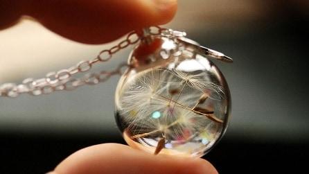La natura in un gioiello, le creazioni uniche e speciali