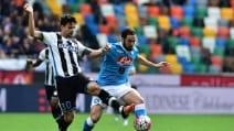 Le immagini di Udinese-Napoli