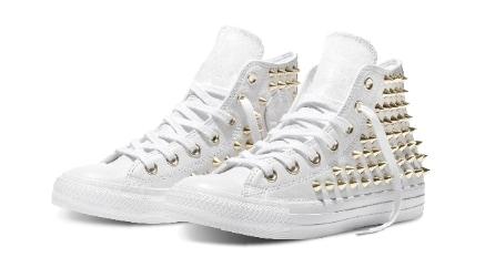 La collezione di sneakers Converse ispirata alla cultura punk