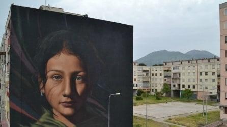 Le 13 opere di street art più belle che hanno cambiato le città