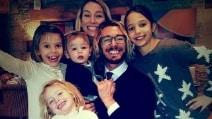 La famiglia di Eleonora Abbagnato e Federico Balzaretti