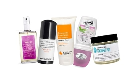 10 deodoranti naturali da provare