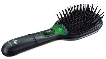 Le spazzole liscianti per una piega perfetta