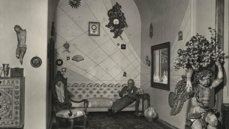 Fuorisalone d'eccezione: all'interno dell'appartamento di Piero Portaluppi
