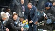 Benitez va in panchina, ma qualcun altro ha preso già il suo posto