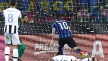 Inter, Eder torna in gol contro l'Udinese