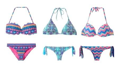 I bikini Tezenis per l'estate 2016