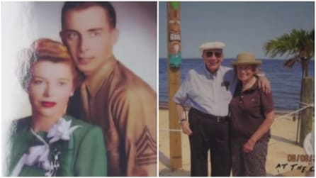 Il destino li ha riuniti dopo 70 anni: l'assurda storia di due ex fidanzatini