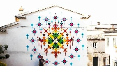 Niente vernice o spray: ecco la street art che inganna l'occhio