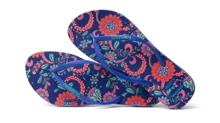 Havaianas e Liberty London: infradito, espadrillas e borse per l'estate