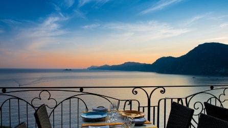 Costiera Amalfitana, 10 splendidi hotel con vista panoramica