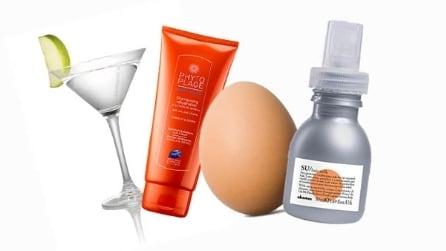Prodotti e rimedi naturali per proteggere il colore dei capelli