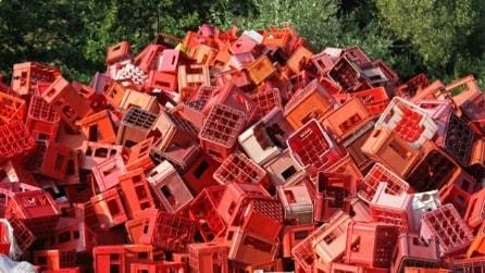 29 modi creativi per riciclare le cassette di plastica