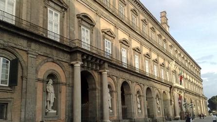 Visita virtuale al Palazzo Reale di Napoli