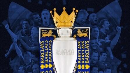 Leicester mania, il mondo del calcio omaggia Ranieri