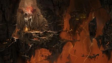 Tra miniere e dimensioni infernali sul pianeta Marte di Doom