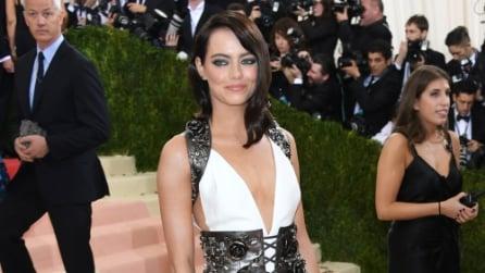 Il nuovo look di Emma Stone