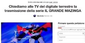 Da Mazinga in tv alle scimmie su Whatsapp: le folli petizioni degli italiani