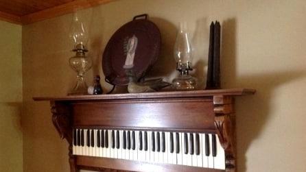 17 idee per riciclare gli strumenti musicali
