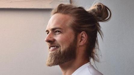"""Lasse, il """"vichingo"""" più sexy di Instagram"""