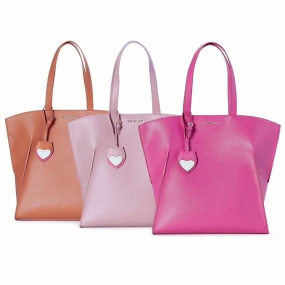 Shopping bag Twin-Set Simona Barbieri