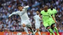 Le immagini di Real Madrid-Manchester City