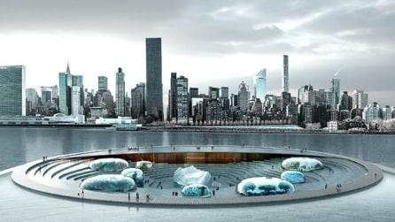 Ecco il futuro acquario di New York: il progetto è tutto italiano