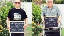 """""""Prima di morire vorrei ... """", gli incredibili desideri degli anziani"""