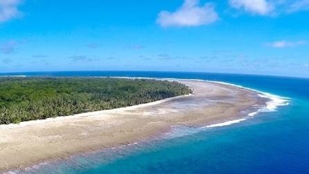 Ecco l'isola privata che puoi vincere alla lotteria