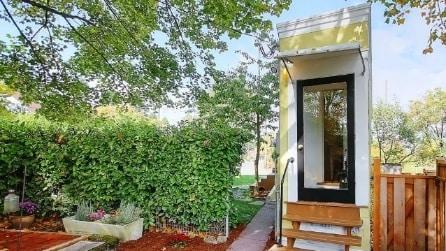 Ecco la casa più stretta di Seattle costruita per un dispetto
