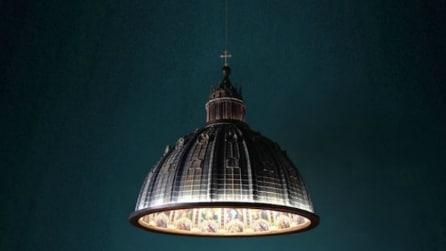Illumina la tua casa con la bellezza della Basilica di San Pietro con Cupola