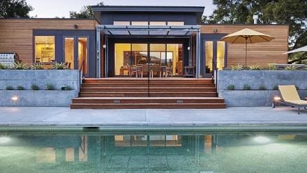 Ecco la casa che si realizza con un'app