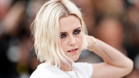 Kristen Stewart: look candido e capelli spettinati a Cannes 2016