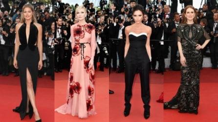 Festival di Cannes 2016: i vestiti delle star alla serata inaugurale