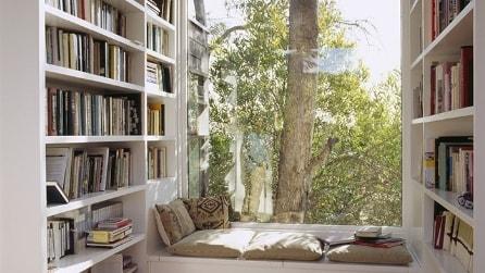 I luoghi migliori dove leggere un libro nel relax totale!