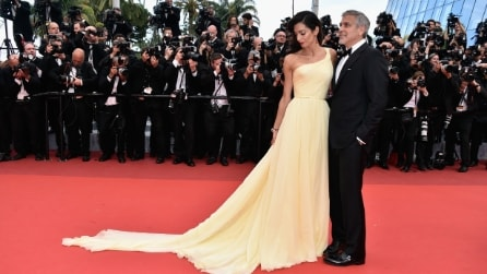 Il look di Amal Clooney a Cannes 2016