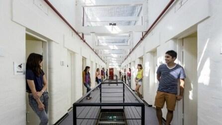 Le 7 ex prigioni più suggestive al mondo convertite in alberghi