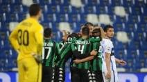 Serie A, Sassuolo-Inter 3-1