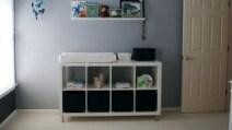 Come trasformare un classico scaffale Ikea in modo geniale