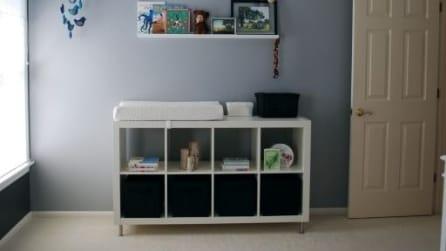Compra degli scaffali della cucina da Ikea e costruisce qualcosa di ...