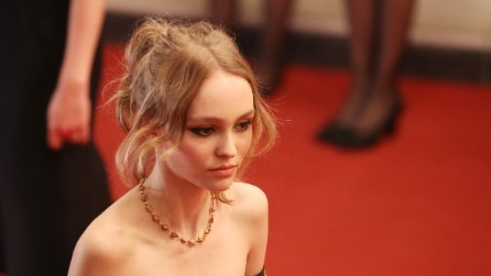 Lily-Rose Depp troppo magra sul red carpet di Cannes 2016