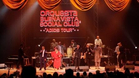 Le foto dell'ultimo concerto dei Buena Vista Social Club
