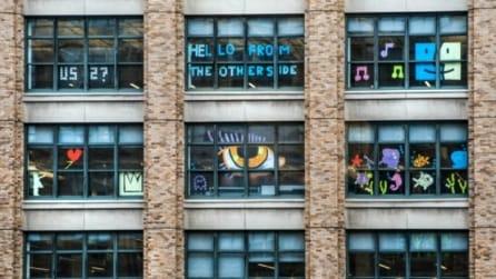A New York è guerra di post-it: ecco i più originali